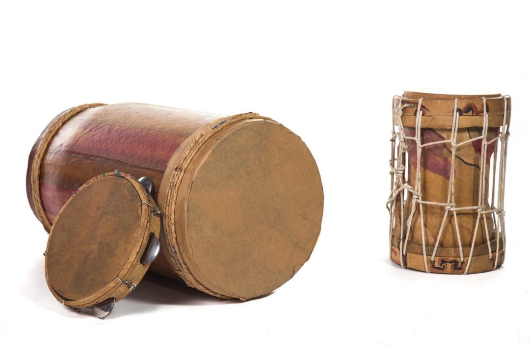 Pandeiro e Tambores