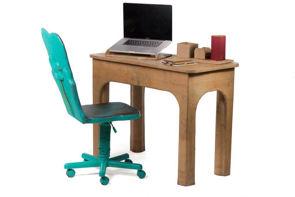 Escrivaninha Ravi Tempo Eco Arte